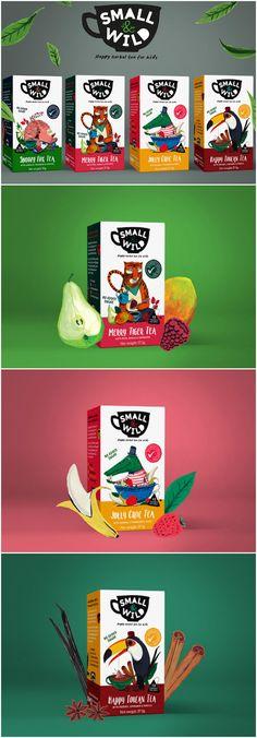 Kingdom & Sparrow - Small & Wild #packaging #design #diseño #empaques #embalagens #パッケージデザイン #emballage #bestpackagingdesign #worldpackagingdesign #worldpackagingdesignsociety ⠀