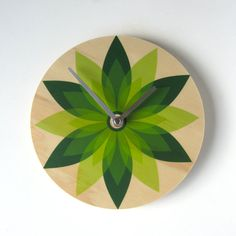 These wall clocks are made from sustainably produced Radiata Pine plywood with the design digitally printed to polyester and laminated to the front. Great for bedrooms, the kitchen or living room. Plywood Walls, Pine Plywood, Home Clock, Diy Clock, Clock Ideas, Wooden Clock, Wooden Wall Art, Wooden Signs, Cool Clocks