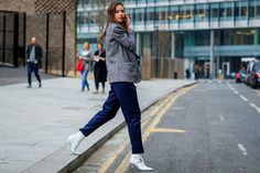 Les plus beaux street looks de la Fashion Week de Londres Jour 2