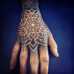geometric tattoo hand, mandala hand tattoos, geometric tattoo design, g. Geometric Tattoo Hand, Mandala Hand Tattoos, Geometric Tattoo Design, Mandala Tattoo Design, Tattoo Designs, Palm Tattoos, Line Tattoos, Body Art Tattoos, Sleeve Tattoos