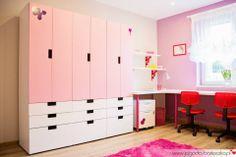 Kobiety i małe i duże porządną szafę muszą mieć :)