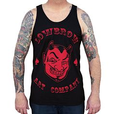 RageOn Lets Rage The Patriot Premium All Over Print Tank Top