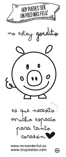 #mr.wonderful #muymolon :D - Teresa Restegui http://www.pinterest.com/teretegui/ ✔