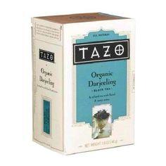 Tazo Tea Organic Darjeeling Tea (3x20 bag) * See this great product. (This is an affiliate link) #TeaSamplers
