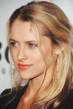 Teresa Palmer. For her attitudes towards holistic living and her passion for health