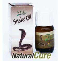 Naturalcure.de erhältlich! Tala Snake Oil gegen Haarausfall für Frauen und Männer!