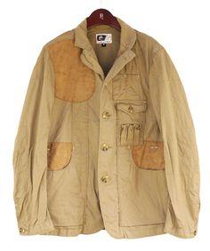 Engineered Garments S/S12 Shooting Jacket