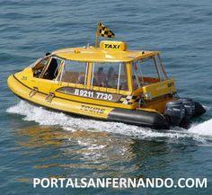 Taxis Lanchas Catamaranes Remises - Lanchas colectivas Balsas - Embarcaciones turisticas