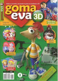 Eilyn Arts Manualidades: Revista Goma Eva