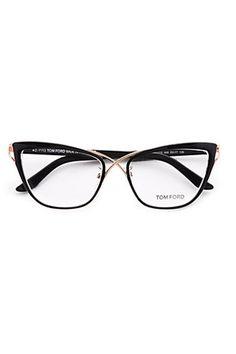 7a1a01aa8ae7e Cute Glasses - Flattering Eye Frames. New GlassesCute GlassesCat Eye GlassesTom  Ford ...