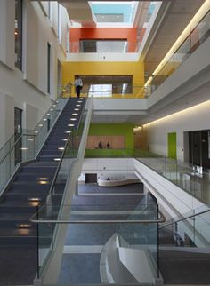 Helen Diller Family Cancer Research Building Rafael Vinoly Architects