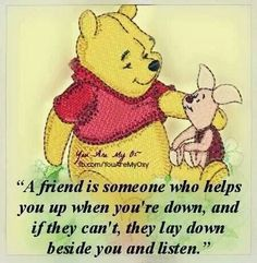 winnie the pooh and piglet quotes - Google Search