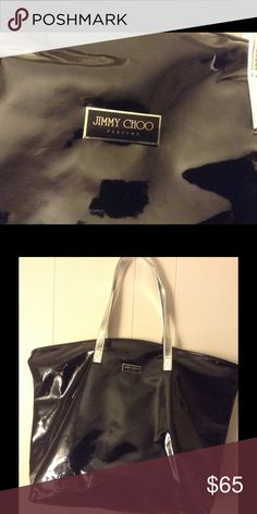 💋Less than 48h left! Make me offers before 2017💋 Looks like new Jimmy Choo Bags Shoulder Bags
