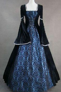Robe médiévale                                                                                                                                                      Plus