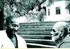 Mahatma Gandhiji and Sree Narayana Gurudevan