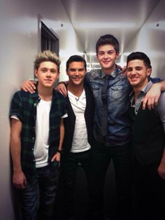 Niall and Restless Road