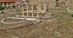 Library of Hadrian, Plaka, Athens