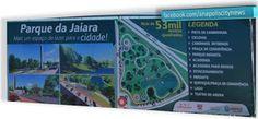 ANAPOLIS CITY NEWS: Parque da Jaiara   Início Das Obras - Conheça O Pr...