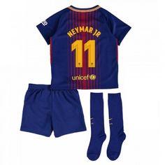 Nike Barcelona Home Mini Kit (Pique Messi 10, Lionel Messi, Barcelona, Soccer Shop, Neymar Jr, Real Madrid, Rompers, Swimwear, Online Shopping