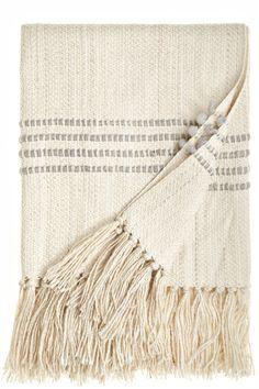 Best Throws Blankets - Grey Stripes Throw | Homelosophy