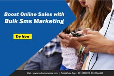 Use Our Bulk SMS service which you can marketing your product and services. Our Bulk Sms Services you can quickly contact your customers wherever within the nation. Online Sales, Marketing Tools, New Technology, Mantra, Future Tech