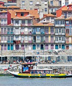 Porto, Portugal considered one of 5 surprising places to visit in Europe - Cosmopolitan UK - September 2015 Forget Paris, Rome and Venice, these hidden gems are the less-well-known jewels in Europe's crown. Portugal Vacation, Portugal Travel, Portugal Trip, Porto Portugal, Spain And Portugal, Places To Travel, Places To See, Road Trip, Santorini