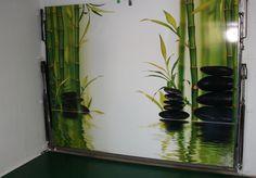 panel sala de espera
