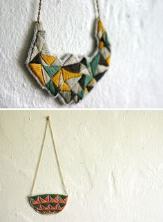 DIY Necklace that I love and want to make...