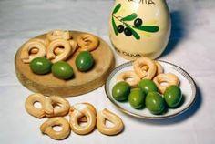 Facili Idee: TARALLI SALATI FATTI IN CASA