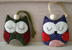 Applique keyrings
