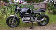 Bmw K1100 Cafe Racer Bsk speedworks - blog