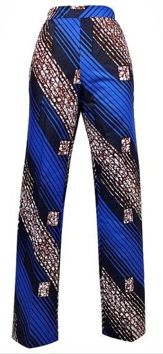 Abby Tailored Pants. Ankara Tailored Pants. Ankara | Dutch wax | Kente | Kitenge | Dashiki | African print bomber jacket | African fashion | Ankara bomber jacket | African prints | Nigerian style | Ghanaian fashion | Senegal fashion | Kenya fashion | Nigerian fashion | Ankara palazzo pants (affiliate)
