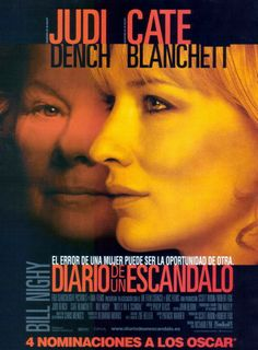 Cine Resumido: Notes on a Scandal / Diario de un Escándalo (2006)...