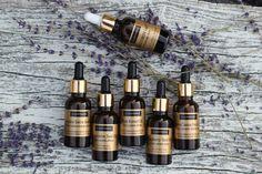 La Quintessence - kwas hialuronowy LaQ01 i naturalne oleje do pielęgnacji twarzy.