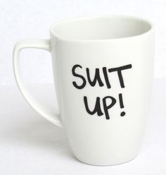 Suit+Up+++How+I+Met+Your+Mother+inspired+Coffee+by+FruitfulFeet,+$13.50