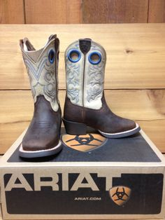 Ariat Boots for boys