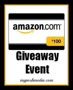 Enter To Win $100 Amazon Gift Card Giveaway! FANTASTIC GIVEAWAY!! Enter here http://po.st/IDcPYv For Your Chance To Win! Get In, Because You Know That I DEFINITELY ENTERED!!! Thanks, Michele :)