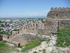 Gori Fortress, South Ossetia