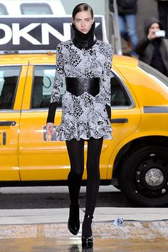 Swoon. DKNY Fall 2012 RTW