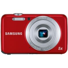 Sexy red Samsung compact camera.. only $89!