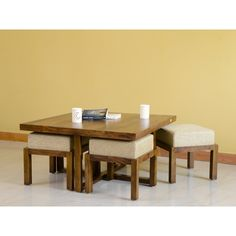 Belle Coffee Table Set