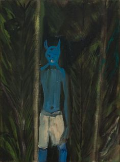 What Is Contemporary Art, Peter Doig, Choose Life, The New Yorker, Art World, Van Gogh, Monsters, Paintings, Illustrations