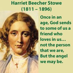 "Harriet Beecher Stowe, (U.S.A.), wrote Uncle Tom's Cabin in 1852.  This popular novel was very influential in bringing the anti-slavery movement to a tipping point.  According to her son, when she visited Lincoln at the White House in 1862, at the start of the civil war, Lincoln greeted her by saying, ""so you are the little woman who wrote the book that started this great war."""