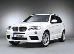 2013 BMW X3 -- white w/ black interior or black on black? Cant decide....