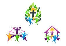 Logotipo Cristão Da árvore Da Bíblia, Família Do Espírito Santo Do ícone Da Raiz Do Livro, Projeto Do Símbolo Do Vetor Da Igreja - Baixe conteúdos de Alta Qualidade entre mais de 55 Milhões de Fotos de Stock, Imagens e Vectores. Registe-se GRATUITAMENTE hoje. Imagem: 75115183