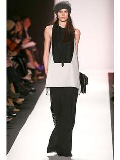 NY Fashion Week Fall 2013
