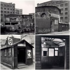 Temporary underground wapping after being bombed Old London, East London, Back In The Day, Ww2, Photographs, Places, Vintage, Fotografie, Vintage Comics