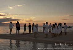 Sandbar Wedding in #Belize