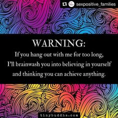 #Repost @sexpositive_families (@get_repost)  Yes you CAN crush those sexual health talks with your child! You CAN talk about sex the body puberty gender masturbation consent healthy relationships and everything in between because YOU are a badass influencer in your childs life! Youve got this and if you need any help or reminders of the sexual health bond youre capable of fostering with your child you know how to reach me for support. No parent or caring adult left behind…