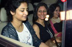 PICS: Sidharth Malhotra Alia Bhatt Shah Rukh Khan and others at Dear Zindagi screening